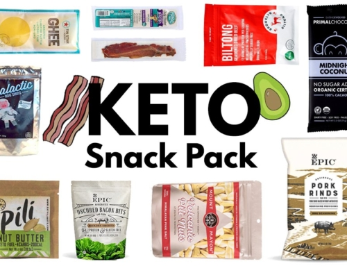 12 Yummy Keto Snacks