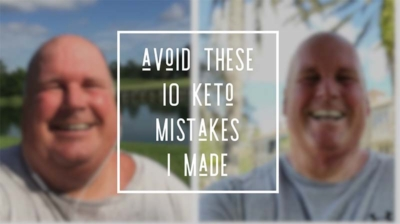 Mistakes Made On Keto