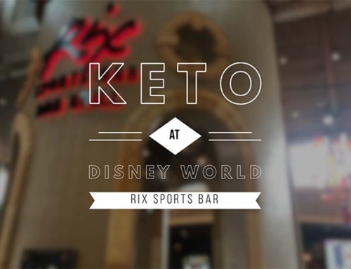 Keto At Disney World – Rix Sports Bar