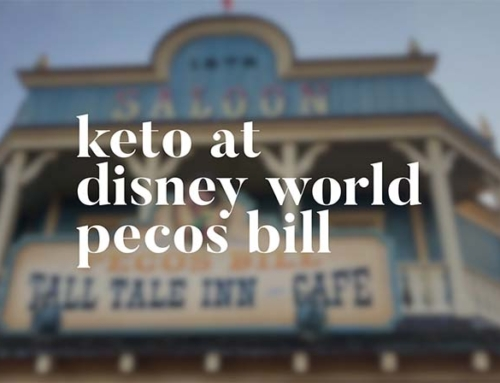Keto At Disney World – Pecos Bill