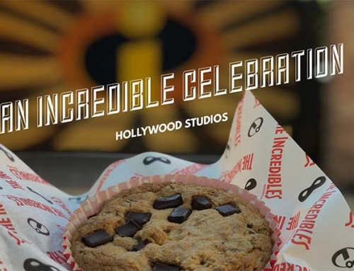 An Incredible Celebration – Disney's Hollywood Studios
